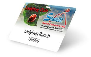LadybugClubCard